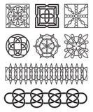 Celten knyter (vektorn) Royaltyfri Fotografi