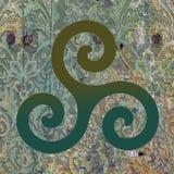 celtic ilustração stock