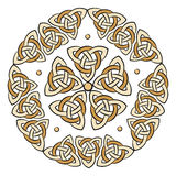 Celtic ancient pattern Royalty Free Stock Images