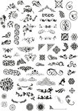Celtic And Design Elements Stock Photos