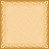 Celtic background Stock Images