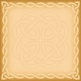 Celtic background vector illustration