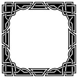 Celtic border Royalty Free Stock Images