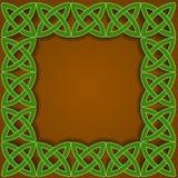 Celtic border Royalty Free Stock Photo