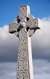 Celtic Cross. Situated in Argyll scotland stock photography