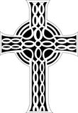 Celtic cross Royalty Free Stock Image