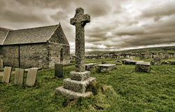 Free Celtic Cross Stock Photo - 7982670