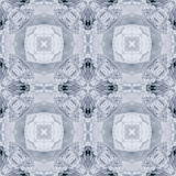 Celtic Cross Ice Repeating  Seamless Background Pattern Stock Images