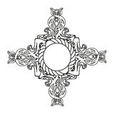 Celtic cross Royalty Free Stock Photo