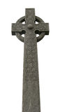 Celtic cross. Tennyson's Monument on Isle of Wight, England Stock Photography