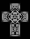 Celtic cross Stock Photos