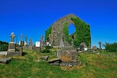 Celtic crosses Stock Image