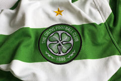 Celtic FC emblem Stock Photo