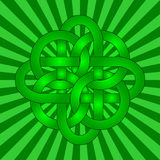 celtic fnurra stock illustrationer
