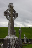 Celtic high cross Stock Photos