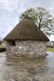 Celtic house Stock Photos