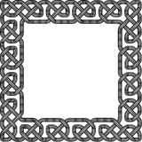 celtic illustration knot Стоковое фото RF