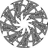 Celtic knot #11 Stock Photo