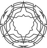 Celtic knot #3 Stock Photography