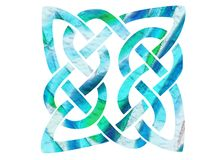 Celtic knot Stock Images