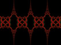 Celtic knot background. Stock Photos