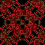 Celtic knot background. Royalty Free Stock Photo