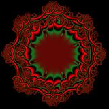 Celtic knot background. Royalty Free Stock Photography