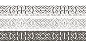 Free Celtic Knot Braided Frame Border Ornament. Stock Photos - 99465993