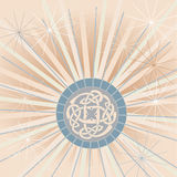 Celtic Knot Dandelion Stock Images