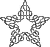 Celtic Knot Illustration Stock Photos
