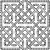 Celtic Knot Illustration Royalty Free Stock Photos
