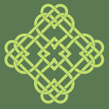 Celtic Knot Motif Royalty Free Stock Image