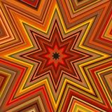 Celtic knot pattern card, mandala, amulet Stock Photos