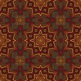 Celtic knot pattern card, mandala, amulet Stock Images