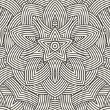 Celtic knot pattern card, mandala, amulet Royalty Free Stock Image
