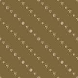 Celtic knot seamless pattern Stock Image