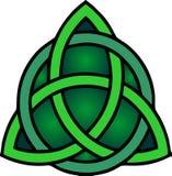 celtic knot symbol Stock Photo
