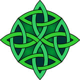 celtic knot symbol Royalty Free Stock Images
