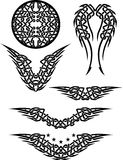 Celtic Knot Tattoo Stock Image