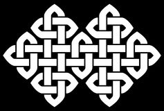 Celtic knot vector illustration Stock Photography