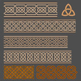Celtic knots Royalty Free Stock Photos