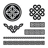 Celtic Heart Knot - Symbols Set Stock Illustration ...