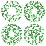 Celtic knots Stock Photography