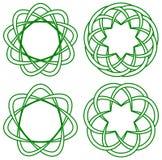 Celtic knots Royalty Free Stock Photos