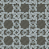 Celtic Knotwork Seamless background Royalty Free Stock Images