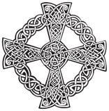 celtic kors Royaltyfri Fotografi