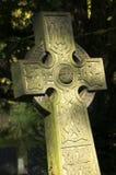 celtic kors royaltyfria bilder