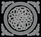 Celtic love ornament (gordian knot) Royalty Free Stock Photography