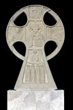 Celtic medieval cross Stock Photos