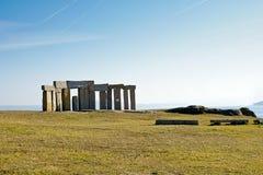 Celtic monuments Stock Photo